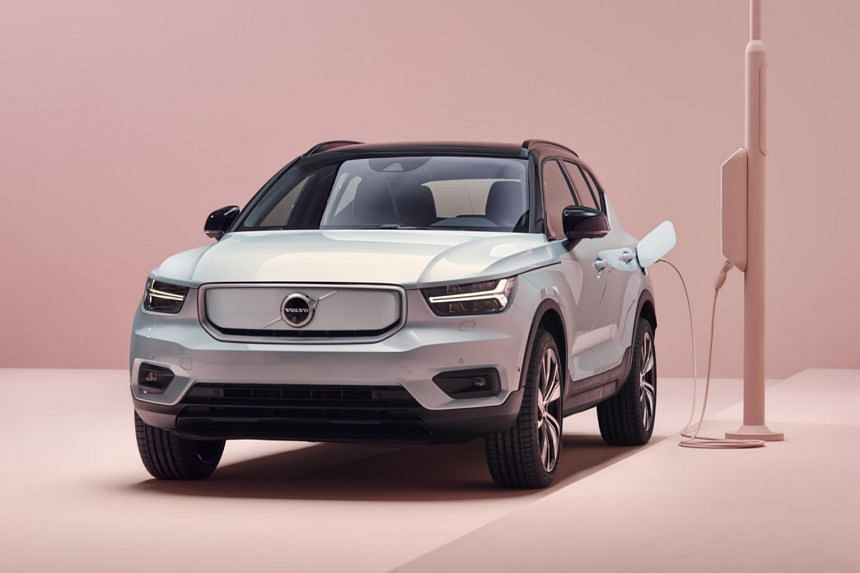 Volvo said it will launch a new family of electric cars in the next few years, all of which will be sold online only.