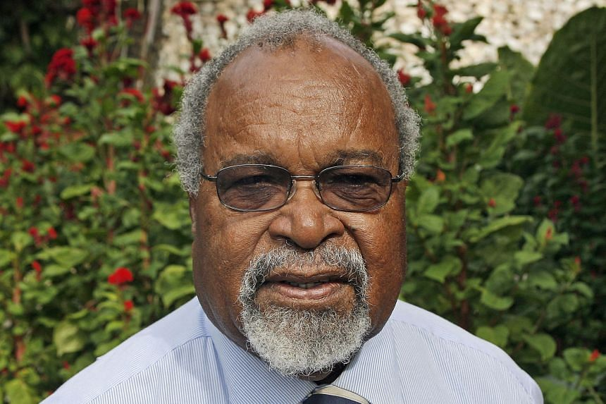 Sir Michael Somare, 84, died of pancreatic cancer on Friday. He was Papua New Guinea's premier for a total of 17 years.
