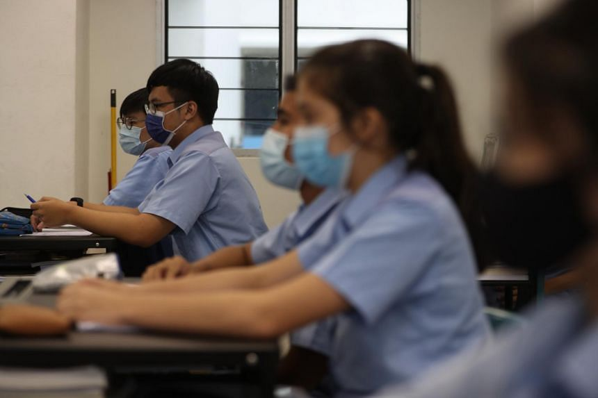 About 30 more secondary schools will implement full subject-based banding in 2022.