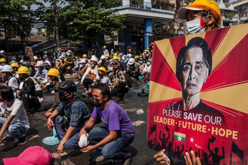 Singapore, like many countries, hopes to see national reconciliation and stability in Myanmar.