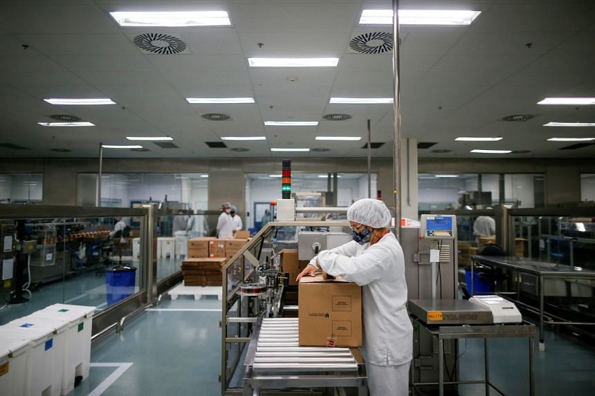 Pharmaceutical company União Quimica in Brasilia will produce Russia's Sputnik V Covid-19 vaccine.