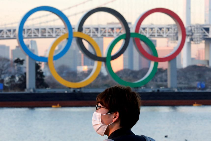 The Tokyo Olympic Games were postponed last year because of the pandemic.