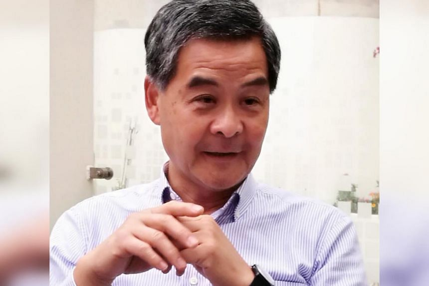 Leung Chun Ying announced in late 2016 that he would not stand for a second term for family reasons.