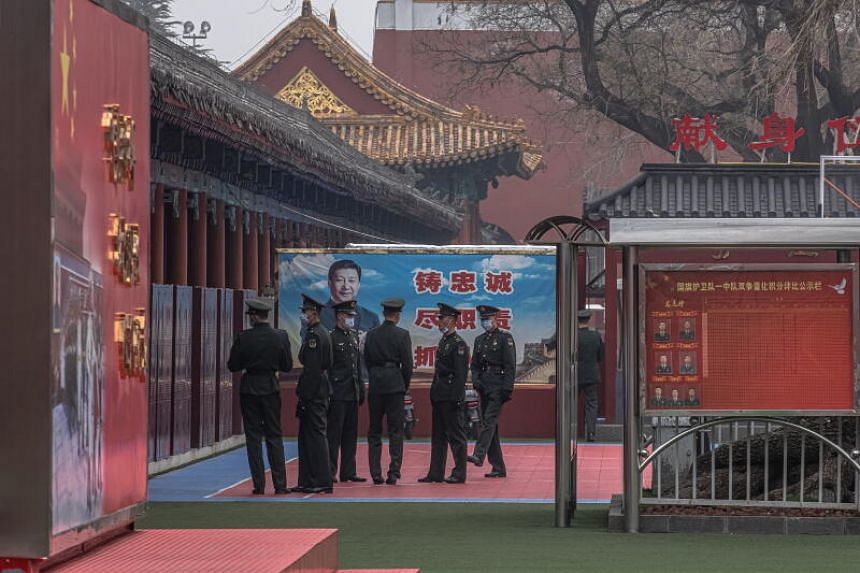 The two bodies will focus on China's next five-year plan between 2021 and 2025 and the Communist Party's centenary year.