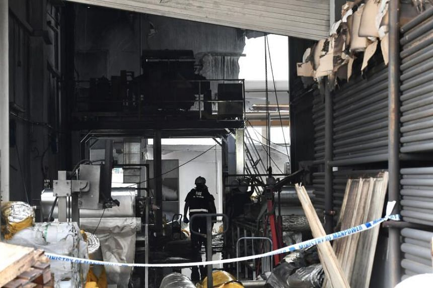 Three workers have died after the explosion last Wednesday (Feb 24) in Tuas.