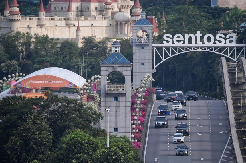 The Sentosa Development Corporation will identify and work with technology partners to testbed sustainable technologies and concepts on Sentosa.