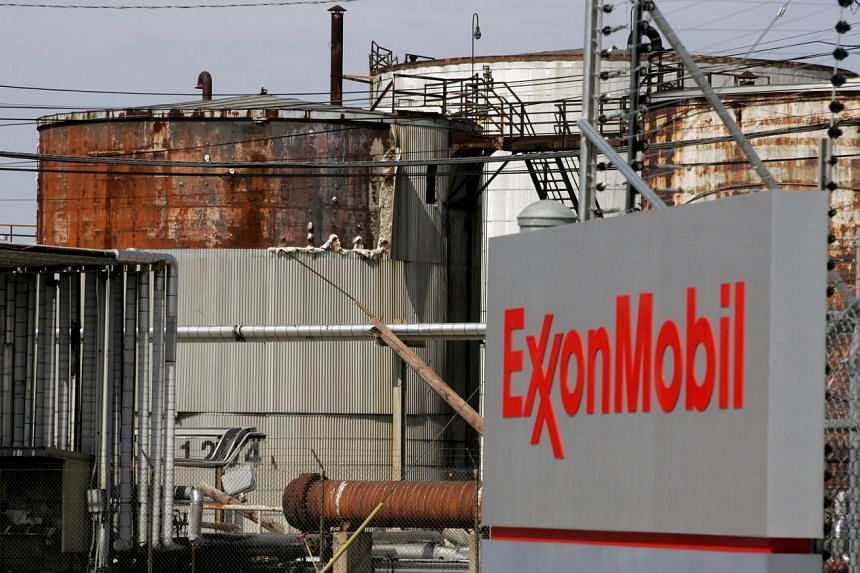 ExxonMobil is trying to convince a skeptical Wall Street that it can rebound after years of overspending.