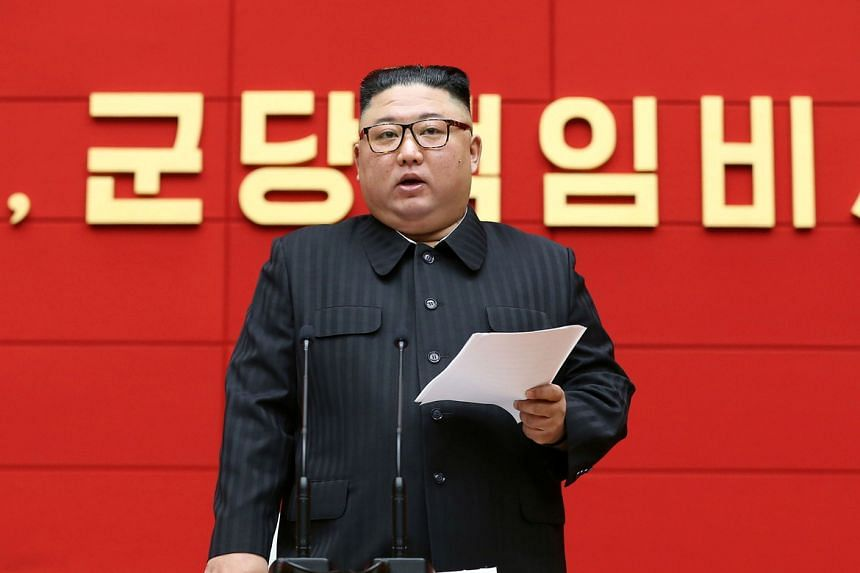 Mr Kim Jong Un said the city and county chief secretaries had responsibility for taking care of their residents.