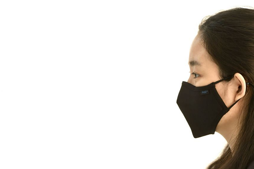 The Air+ Reusable Mask is designed for comfort and a more secure fit to Asian facial profiles.