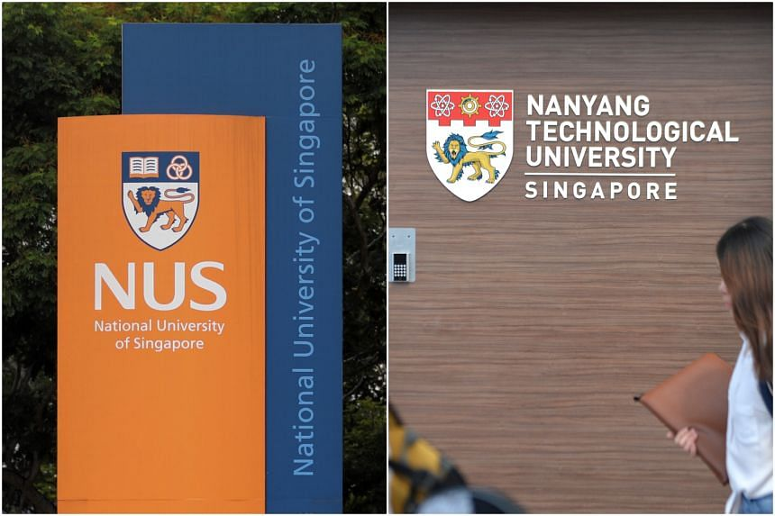 Overall, NUS ranked 11th out of 1,000 universities, while NTU came in 13th.