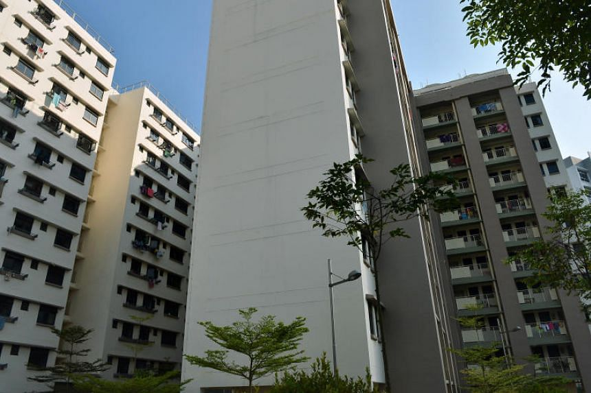 HDB will set aside a few floors in some rental blocks for singles who are unable to find a flatmate.