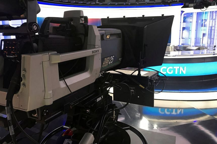 """Britain's media regulator revoked the licence of CGTN due to """"serious non-compliance offences""""."""