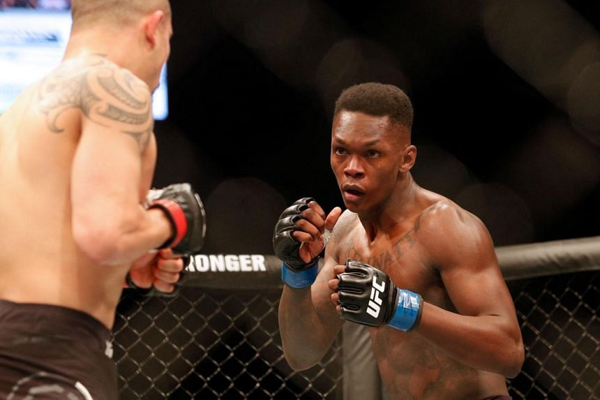 Israel Adesanya's rise to the top has captured the imagination of a sport looking for a new generation of heroes.