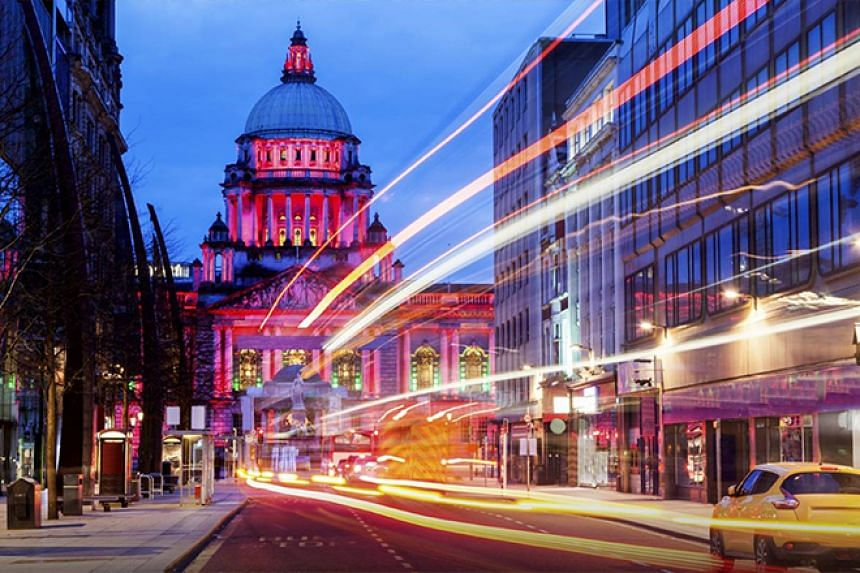 As a technology hub, Northern Ireland has attracted significant foreign investment in recent years, thanks to the talent and innovative spirit of its people. PHOTO: INVEST NORTHERN IRELAND