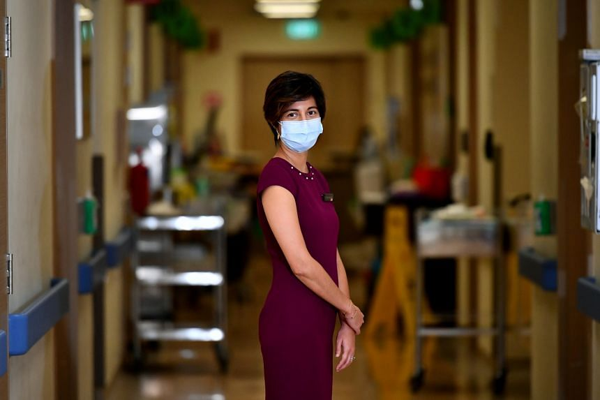 Dr Shirin Kalimuddin is a consultant with the Department of Infectious Diseases at Singapore General Hospital.
