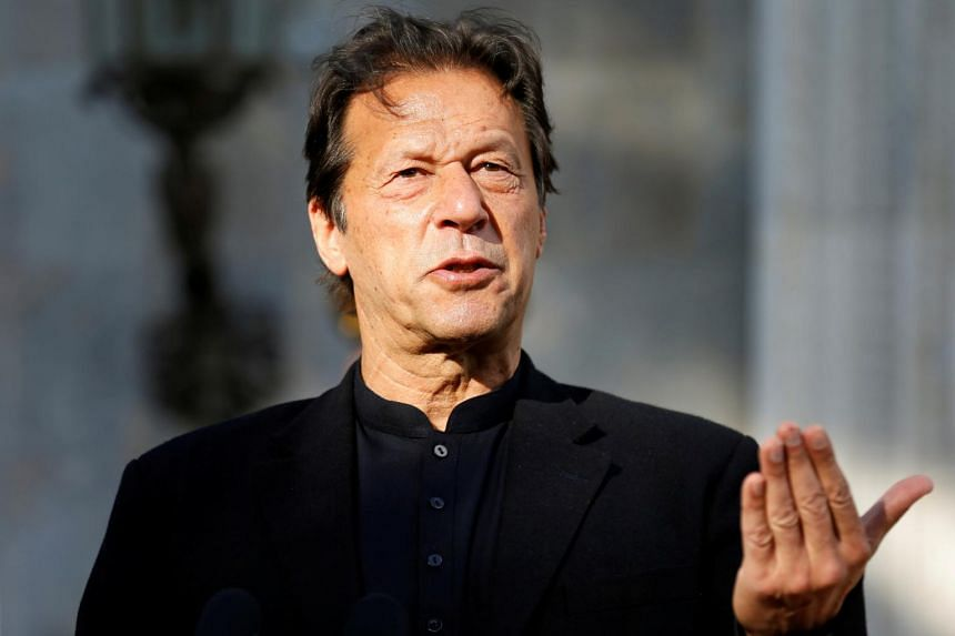 Pakistani Prime Minister Imran Khan was able to secure 178 votes.