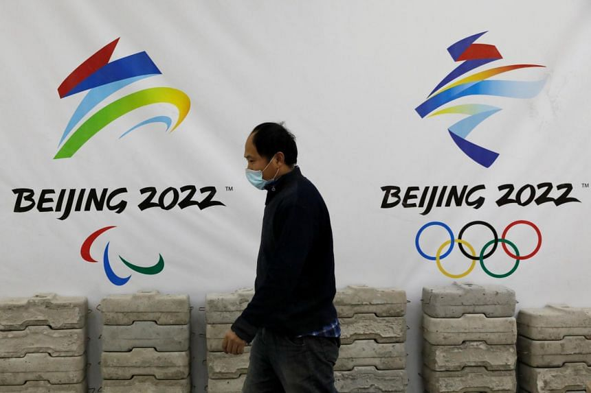 Mr Mike Pompeo had tried in its final months to persuade the International Olympic Committee to move the Winter Games.