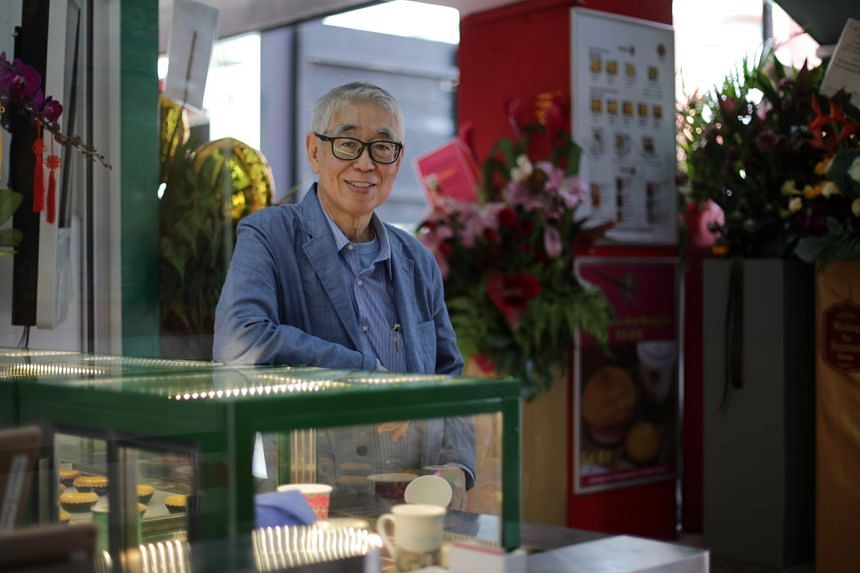 Mr Robert Chua entered the F&B industry eight years ago, after a sterling career in television and broadcasting spanning half a century.