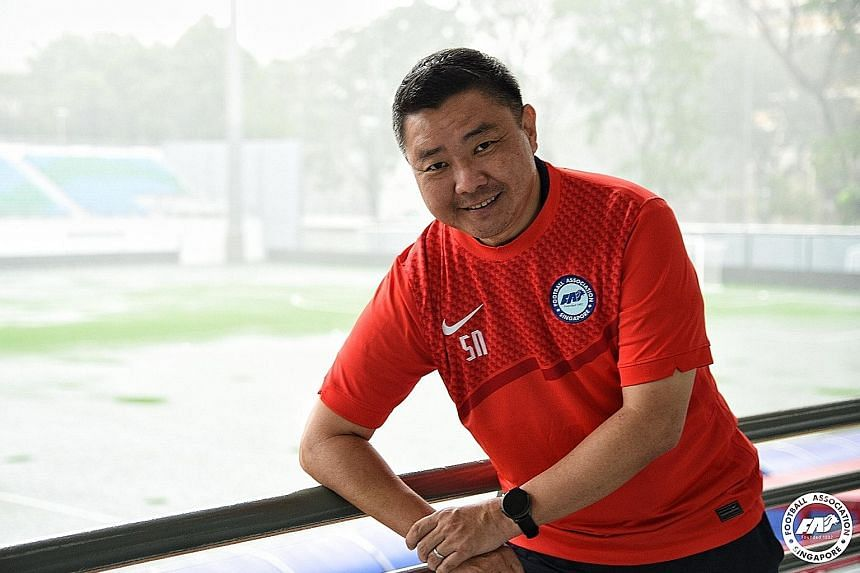 Former national goalkeeper Stephen Ng is the new Lionesses head coach after signing a two-year deal.