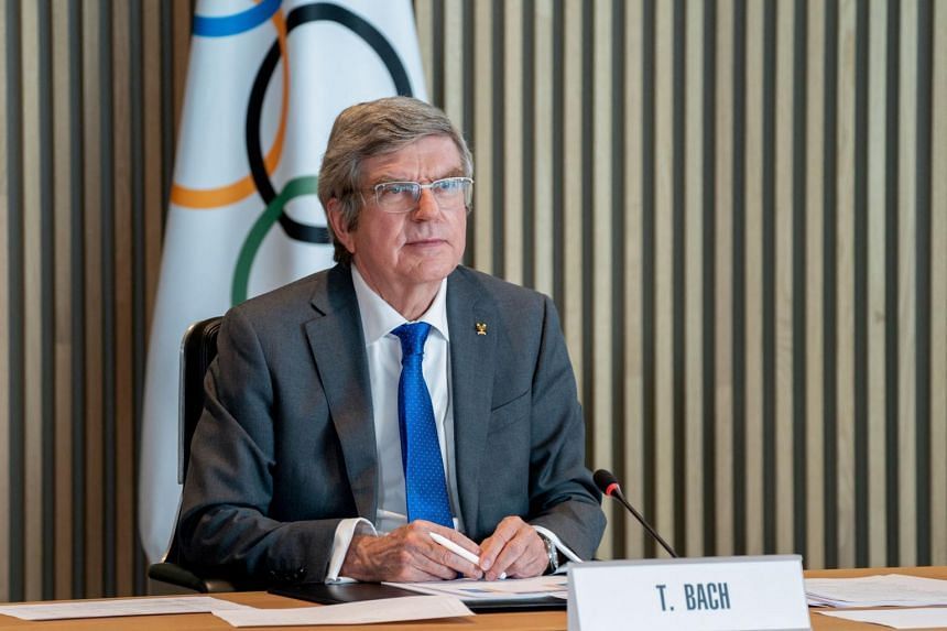 Thomas Bach has been an International Olympic Committee member since 1991.