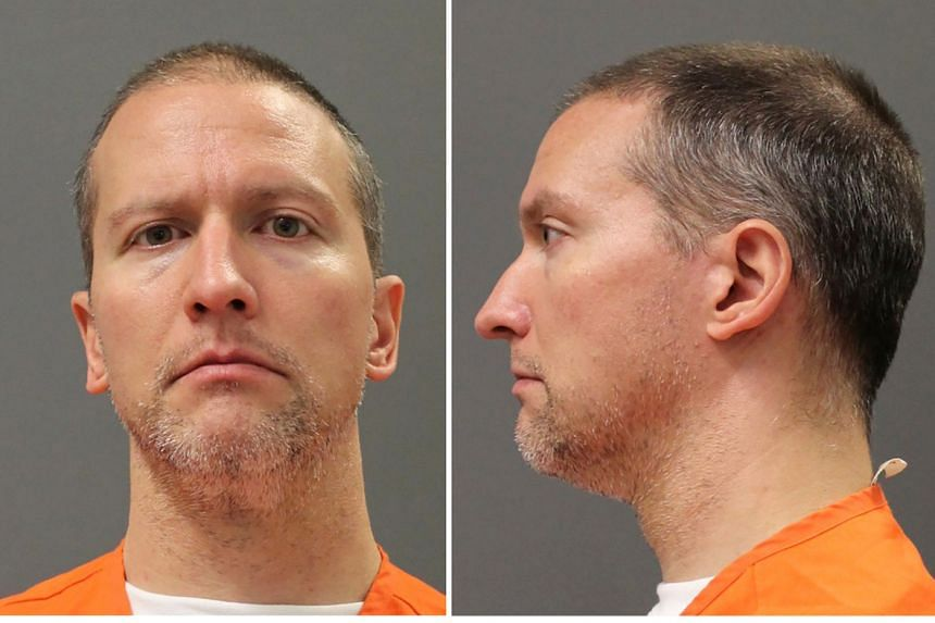 Former Minneapolis police officer Derek Chauvin is accused of killing George Floyd.