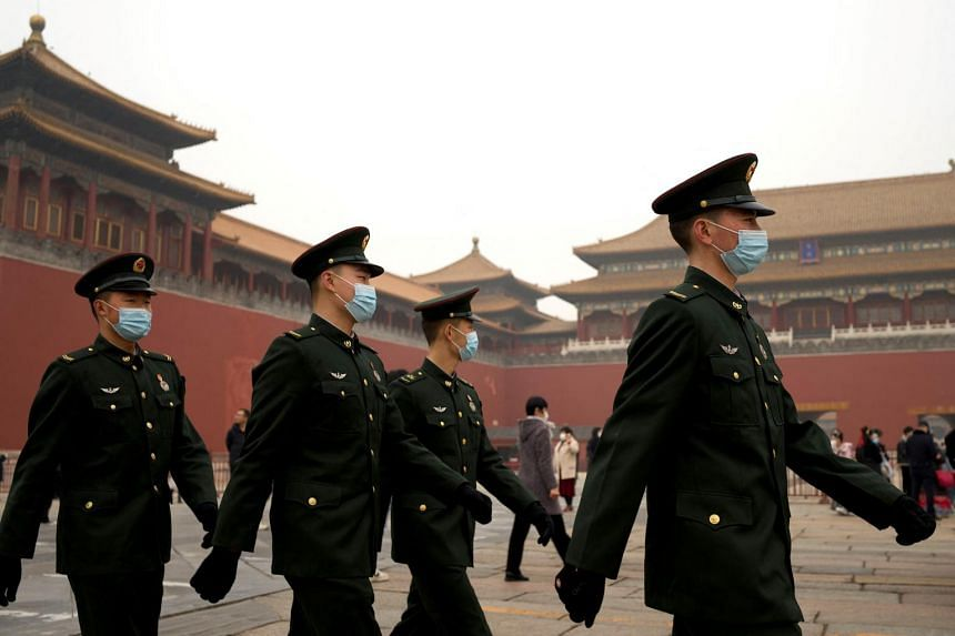 China's President Xi Jinping has vowed to make the country a great military power.