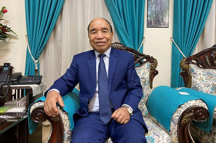 Mizoram Chief Minister Zoramthanga said that tribes in Mizoram had deep cultural links with those on the Myanmar side.