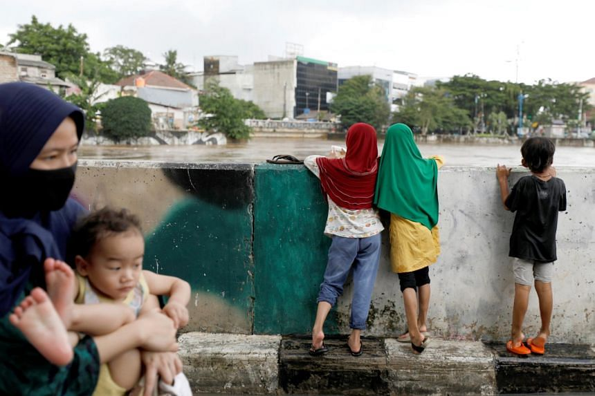 Around 4.05 million children in Indonesia are estimated to be working.