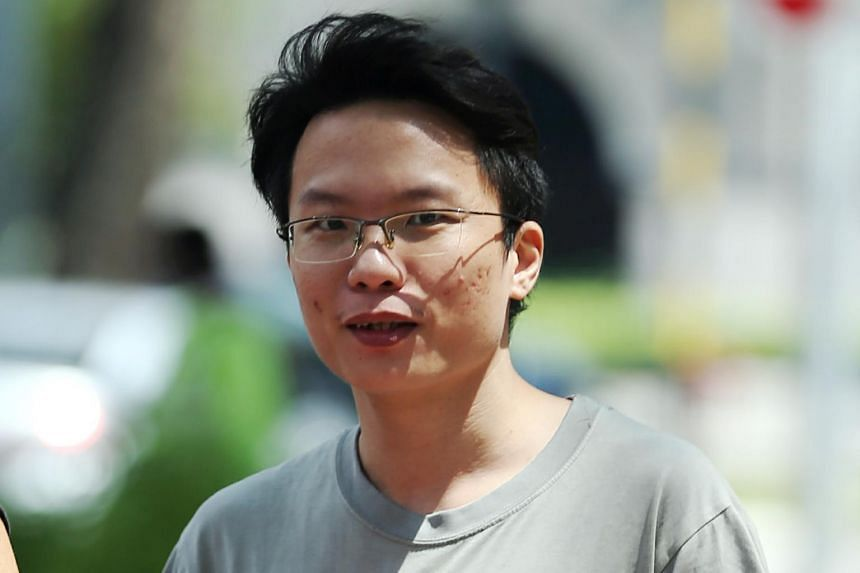 A total of 8,139 obscene photos and 3,083 obscene videos were found on Liong Tianwei's devices.