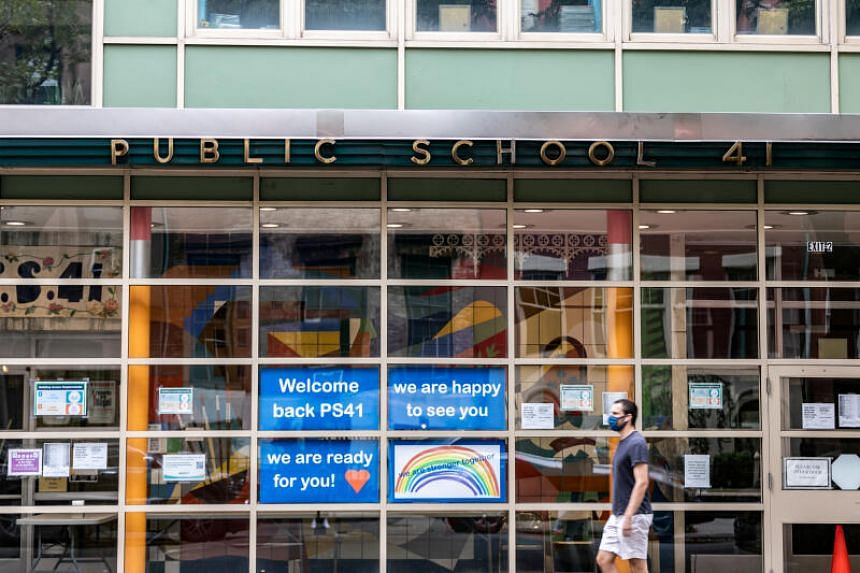 New York's public school system is the country's largest and has long been seen as deeply segregated along racial and socioeconomic lines.