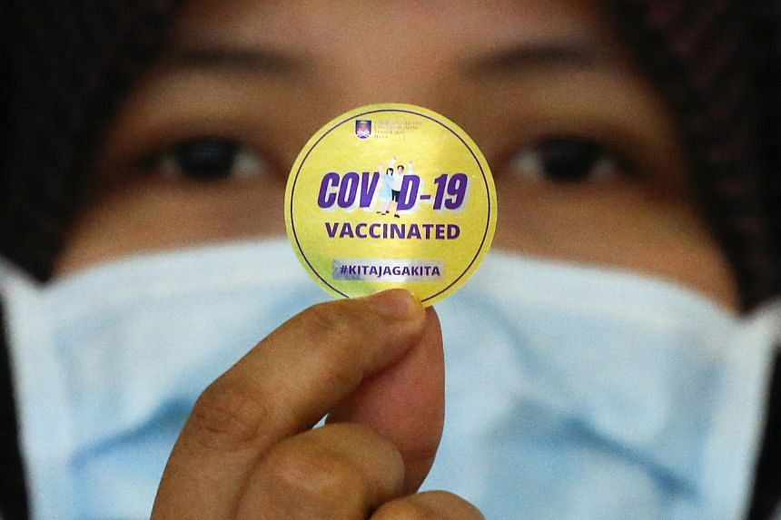 As at Monday, almost 140,000 front-liners had been administered with the first dose of the Covid-19 vaccine.