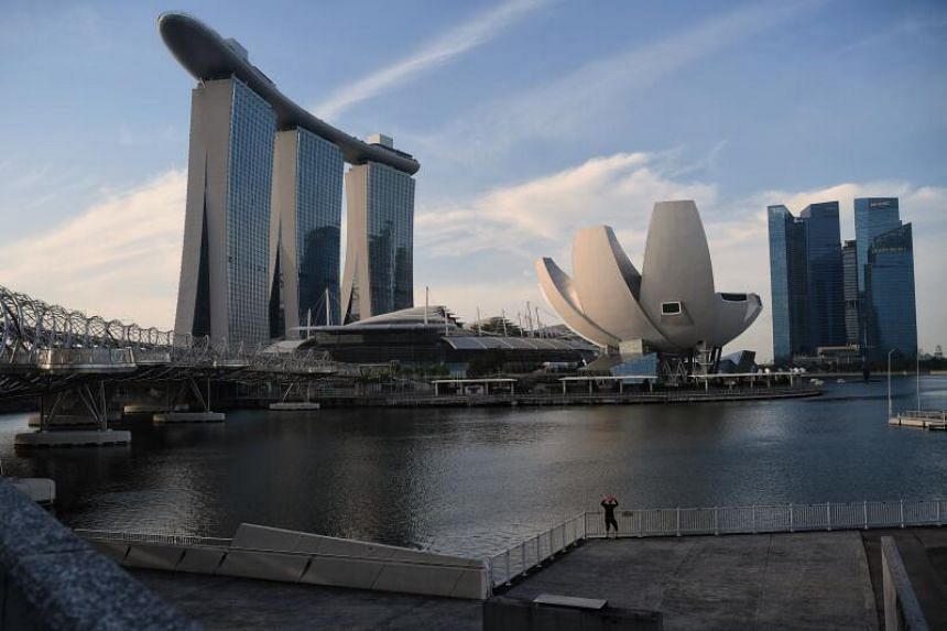 Geo Connect Asia 2021, which will be at the Marina Bay Sands, is the first large-scale hybrid Mice event this year.