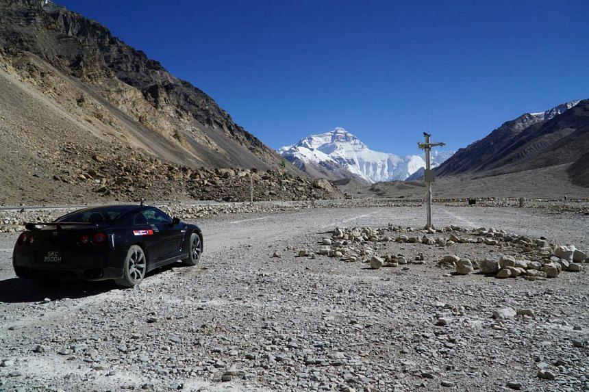 Mountaineering is a huge revenue earner for Nepal.