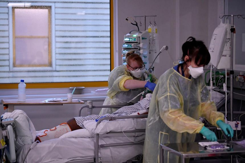 Infection with the new variant led to 227 deaths in a sample of 54,906 Covid-19 patients.