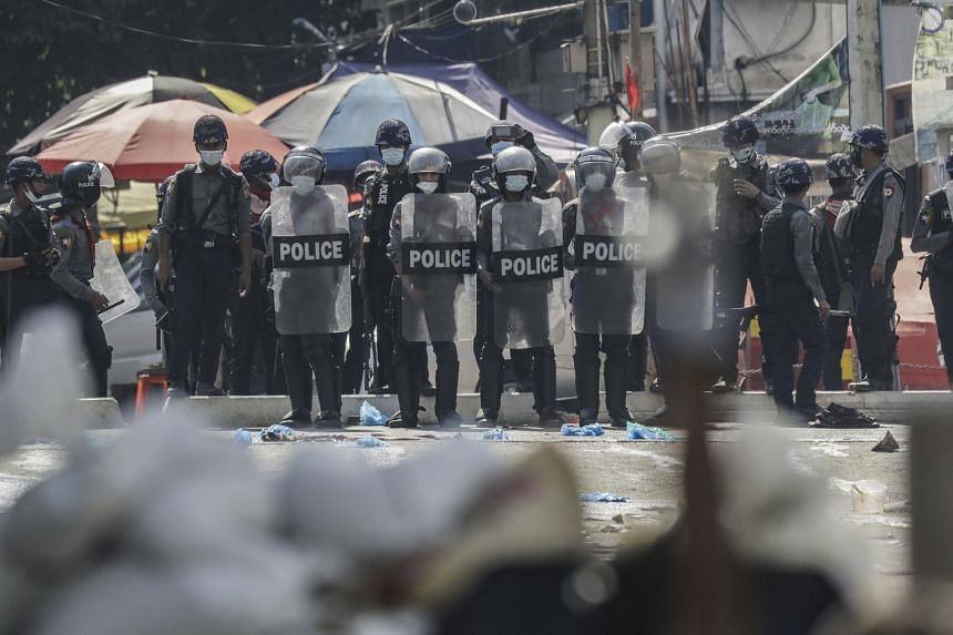 More than 60 protesters have been killed and 1,900 people have been arrested since Feb 1, 2021.