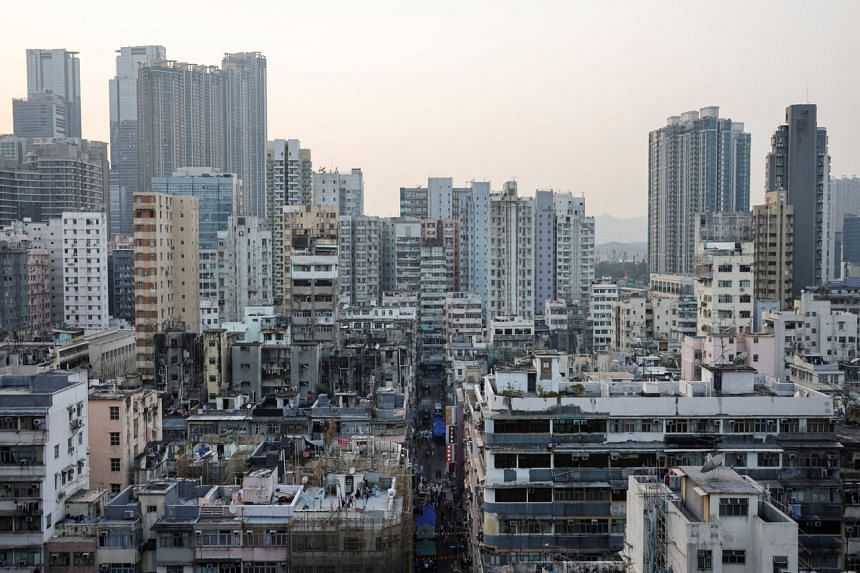 Hong Kong prioritises residential development in order to tame housing prices.