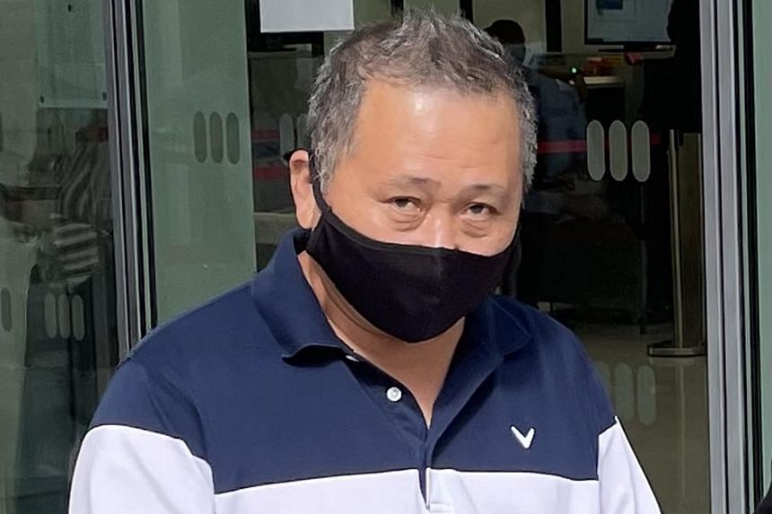 Yeo Kian Heng was jailed for 13 months, two weeks and a day, and fined $500.