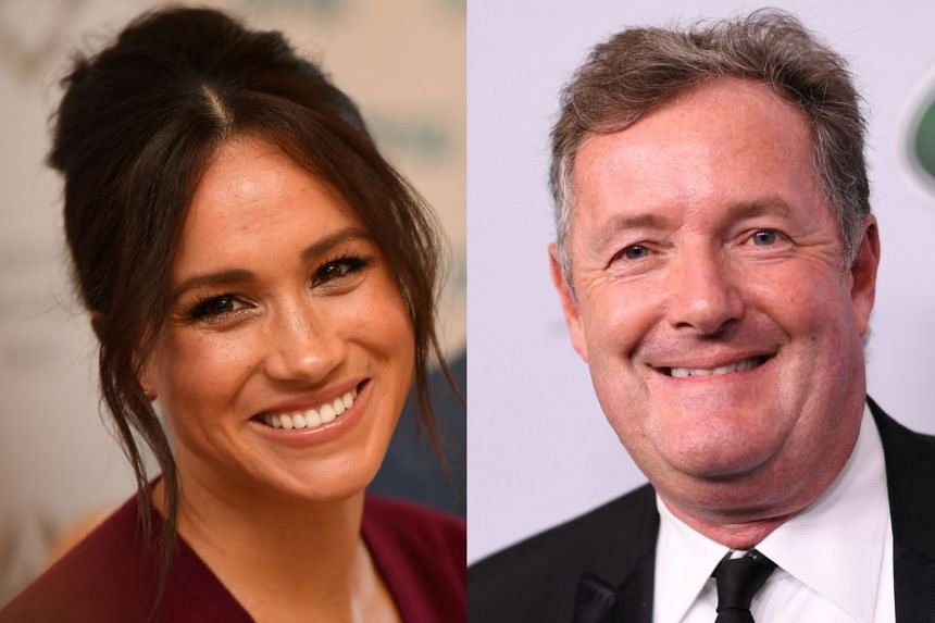 Piers Morgan's long-running criticism of Meghan intensified in the wake of her interview (above) with Oprah Winfrey.