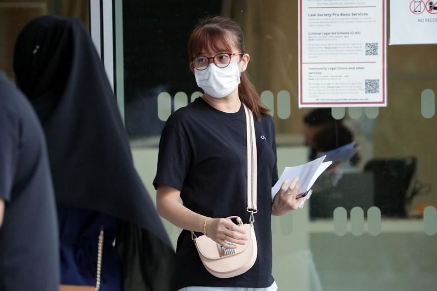 Tan Chak Yee pleaded guilty to one count of causing grievous hurt by a negligent act.