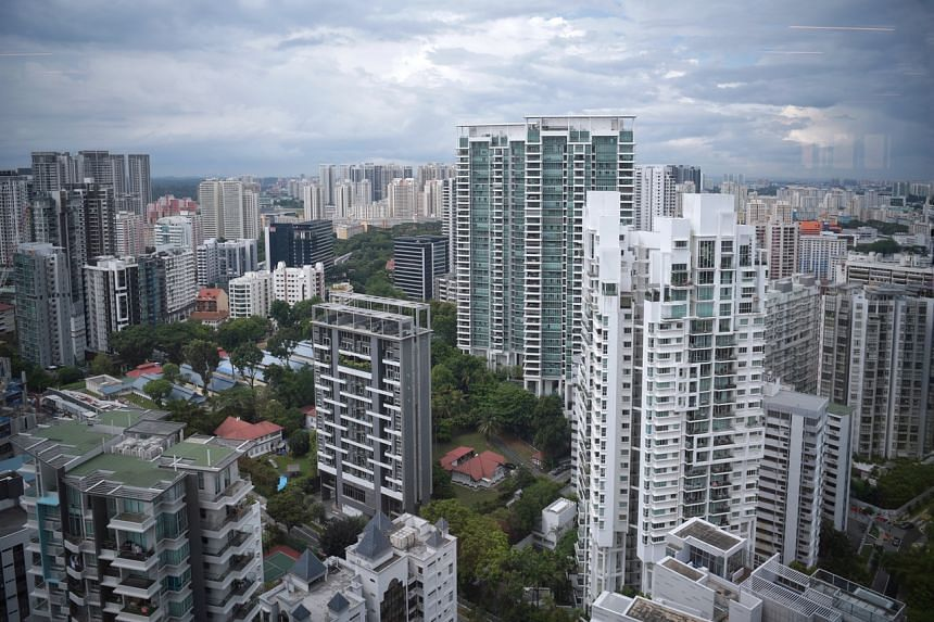 Rental volume, meanwhile, dropped last month for both the HDB and private markets.