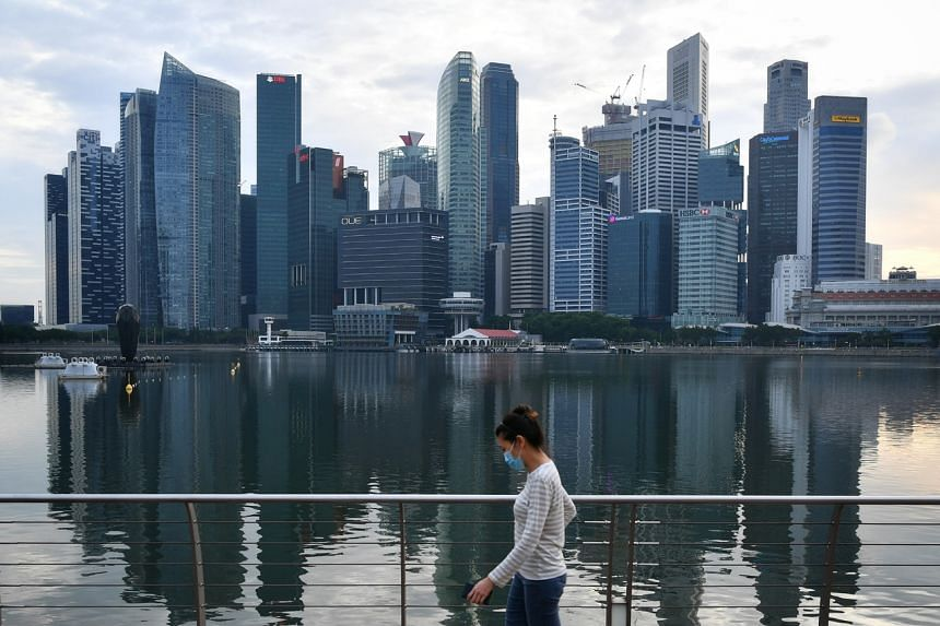 To remain globally competitive as an economy, Singapore also plans to entrench its role as a high-quality business hub.
