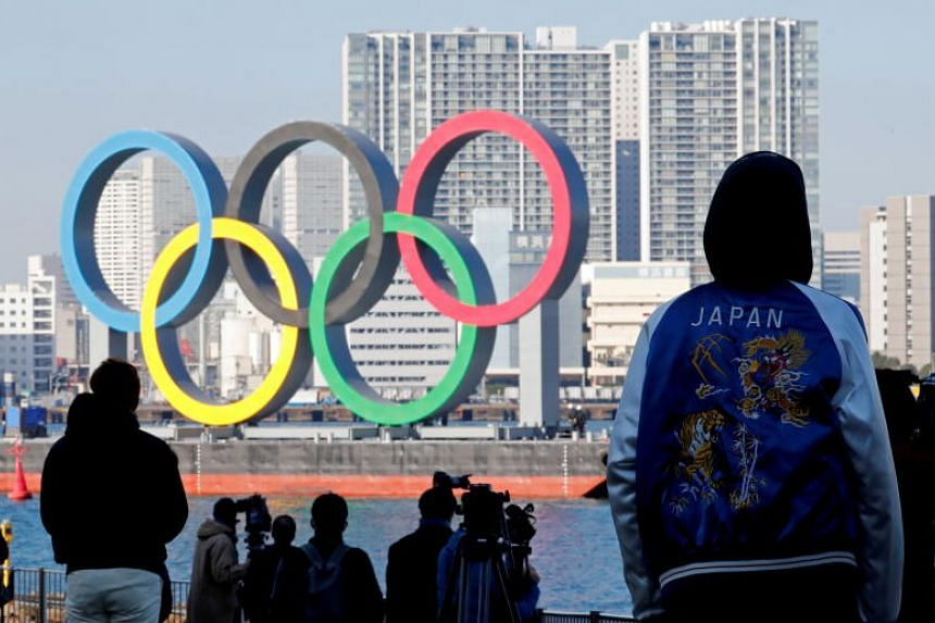 """A significant number of Olympic teams """"have already been vaccinated""""."""