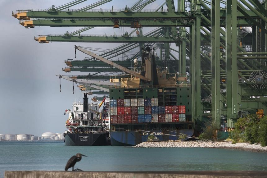 PSA said it has deployed additional resources and ramped up capabilities to support the increased activity at the Singapore port.