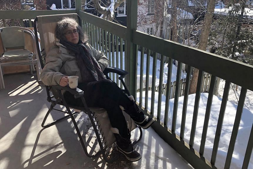 Ms Violaine Cousineau continues to suffer severe symptoms that prevent her from resuming normal life.