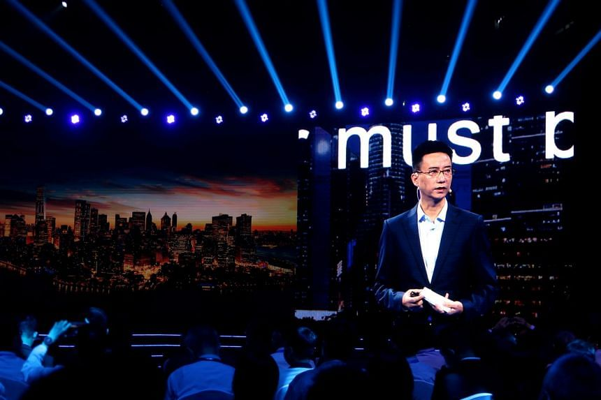 China's Ant Group Chief Executive Officer Simon Hu was named the chief executive of the Alibaba Group Holding in 2019.