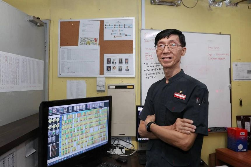 Mr Heng Soo Koy who joined the hotel in 1993 and is one of its pioneer employees, has no plans to retire just yet.