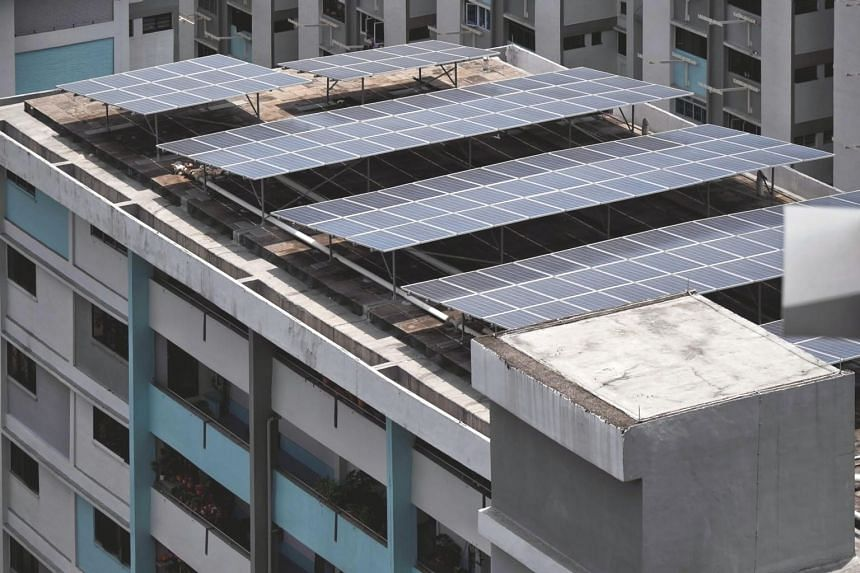 Across all six tenders, the HDB has committed a total solar capacity of 330 MWp for 6,901 HDB blocks.