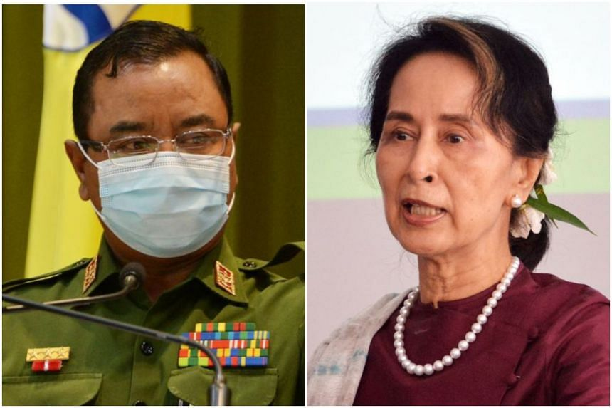 Myanmar junta says Aung San Suu Kyi accepted illegal payments of S$804,000;  8 killed in anti-coup protests, SE Asia News & Top Stories - The Straits  Times