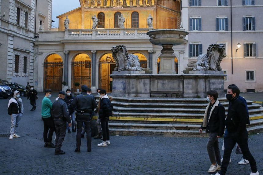 Italy to tighten COVID-19 restrictions