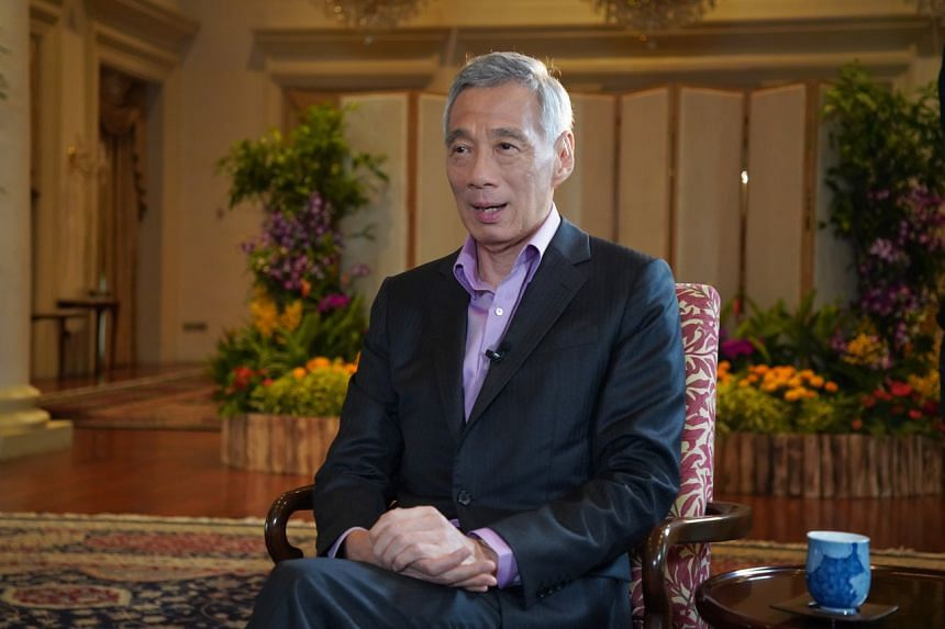 PM Lee said Singapore is in the process of evaluating China's Sinovac vaccine.